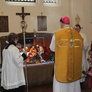 Epiphany 2013 at St Mary the Virgin, Kenton