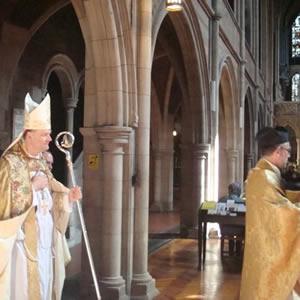 Confirmation at St Augustine Kilburn